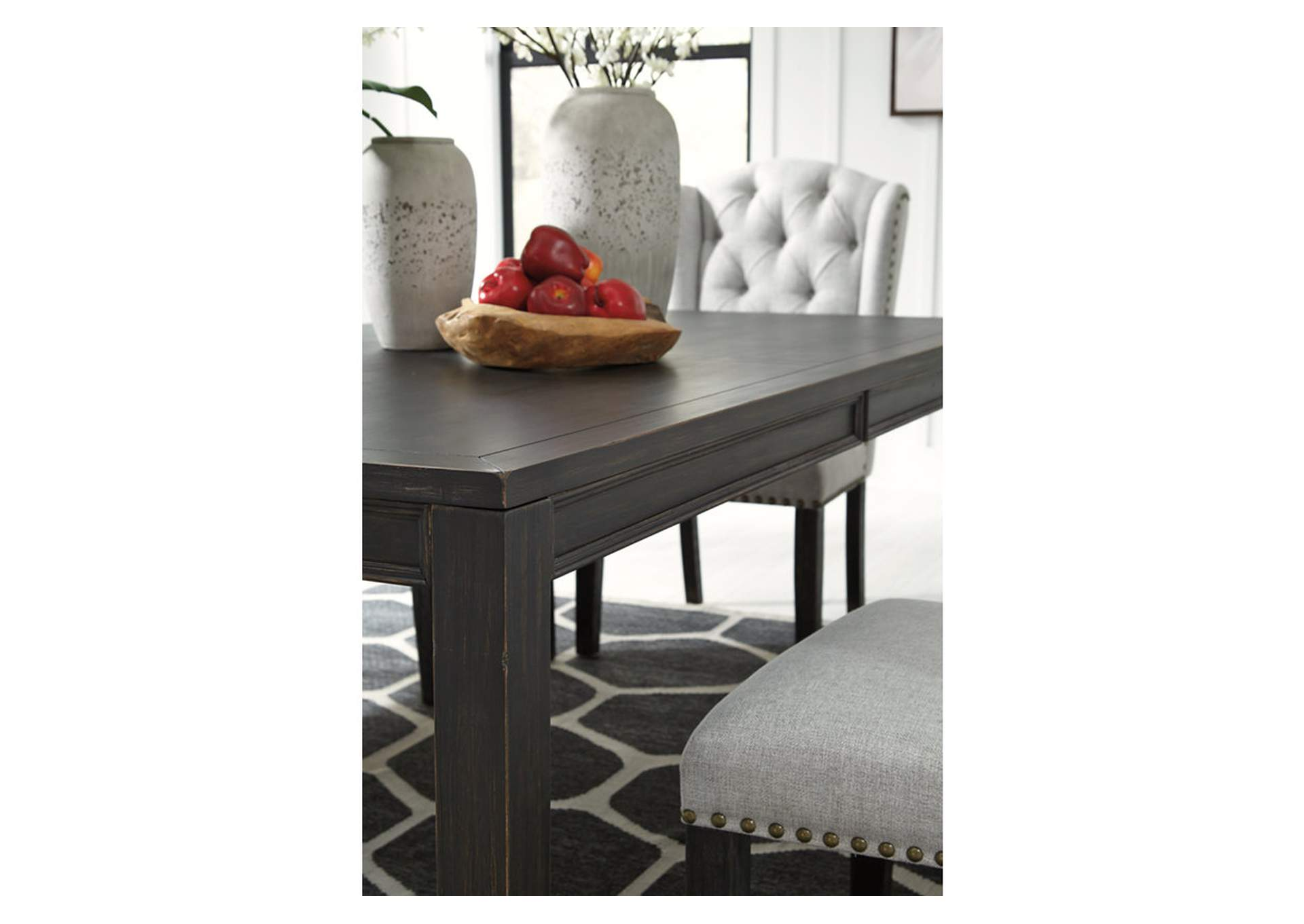 Jeanette Rectangular Dining Room Table,Ashley
