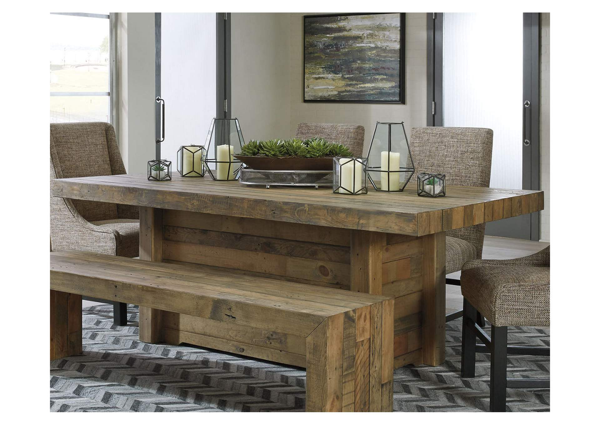 Sommerford Dining Room Table,Signature Design By Ashley