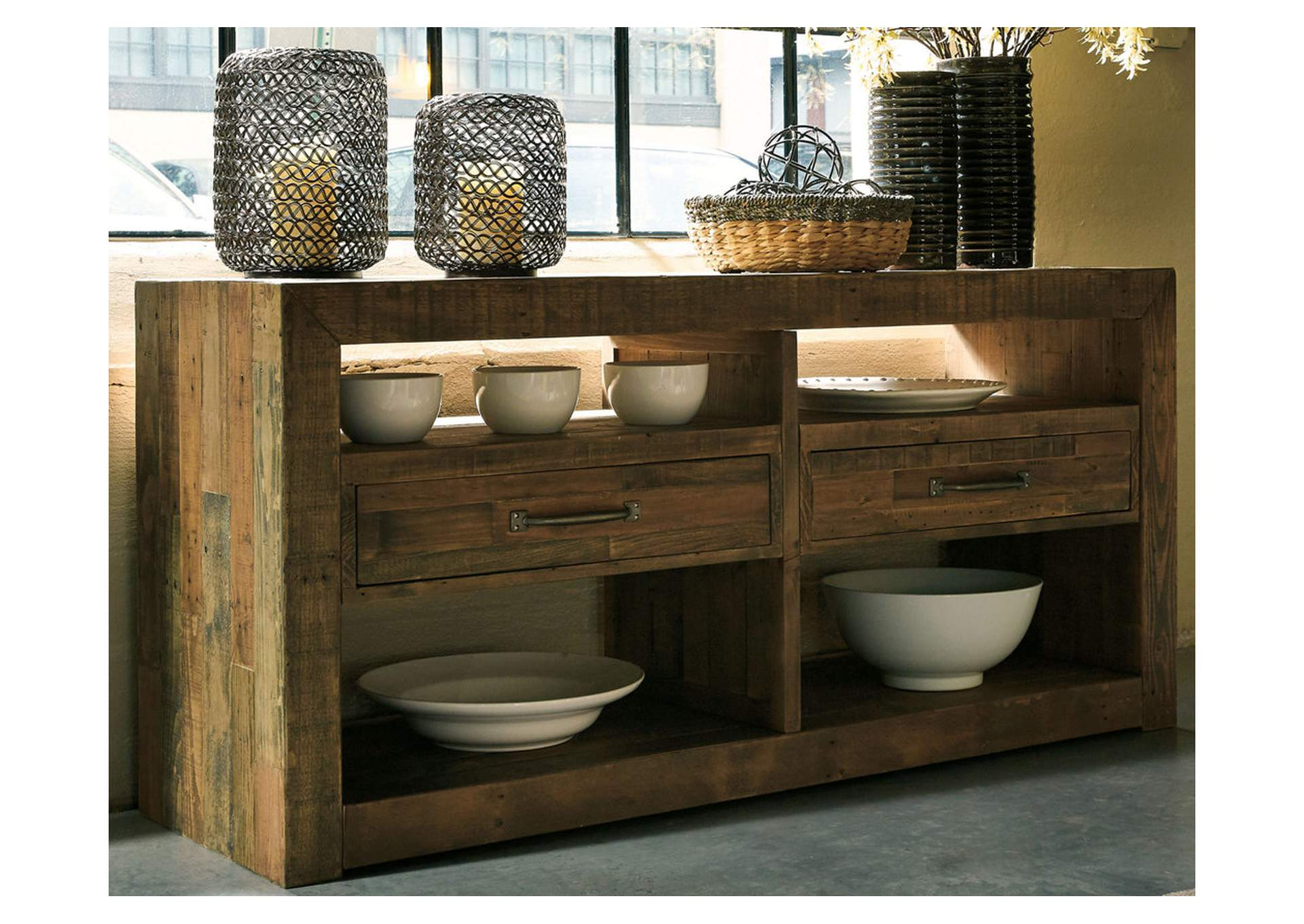 Sommerford Dining Room Server,Signature Design By Ashley