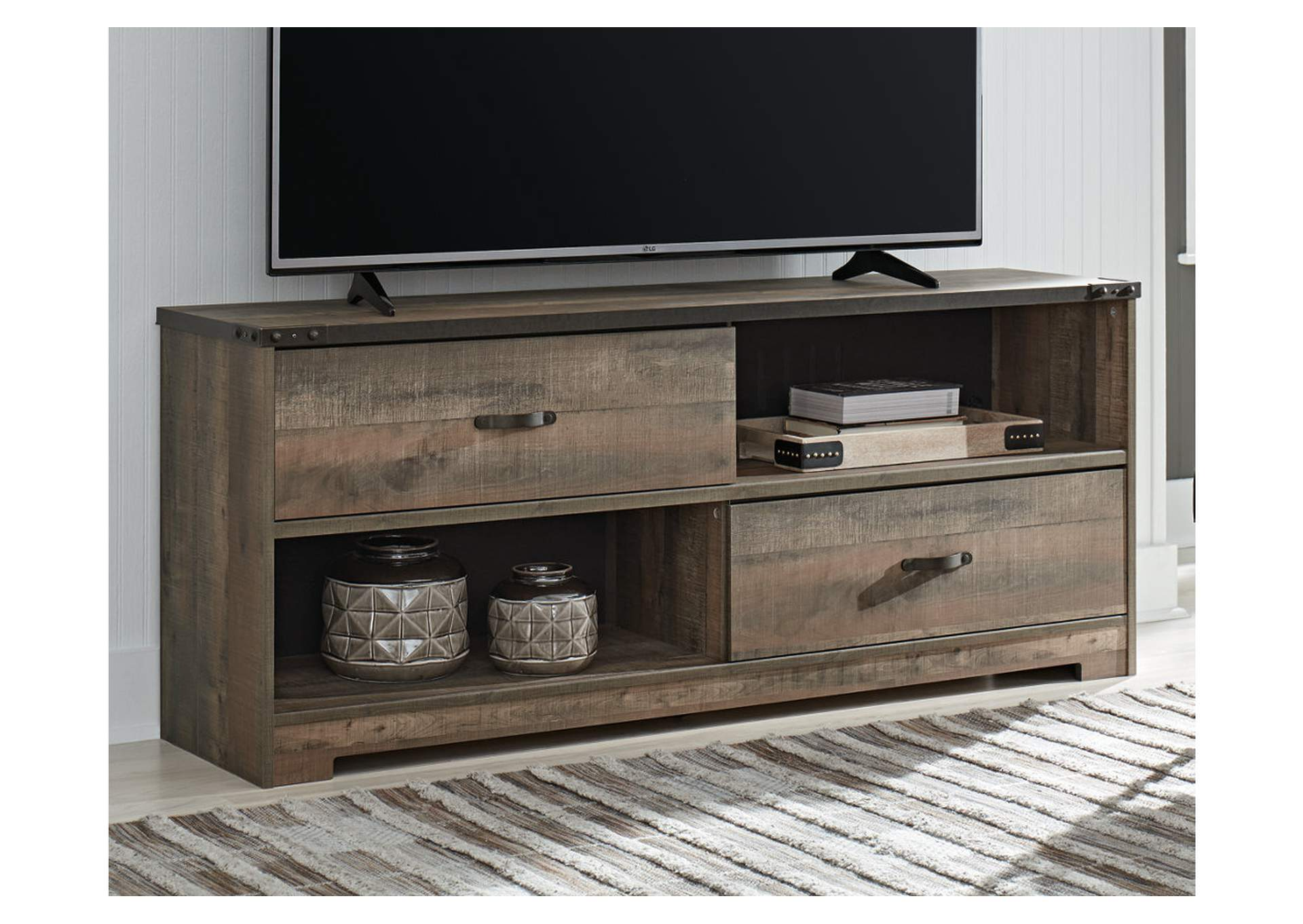 "Trinell 54"" TV Stand,Signature Design By Ashley"