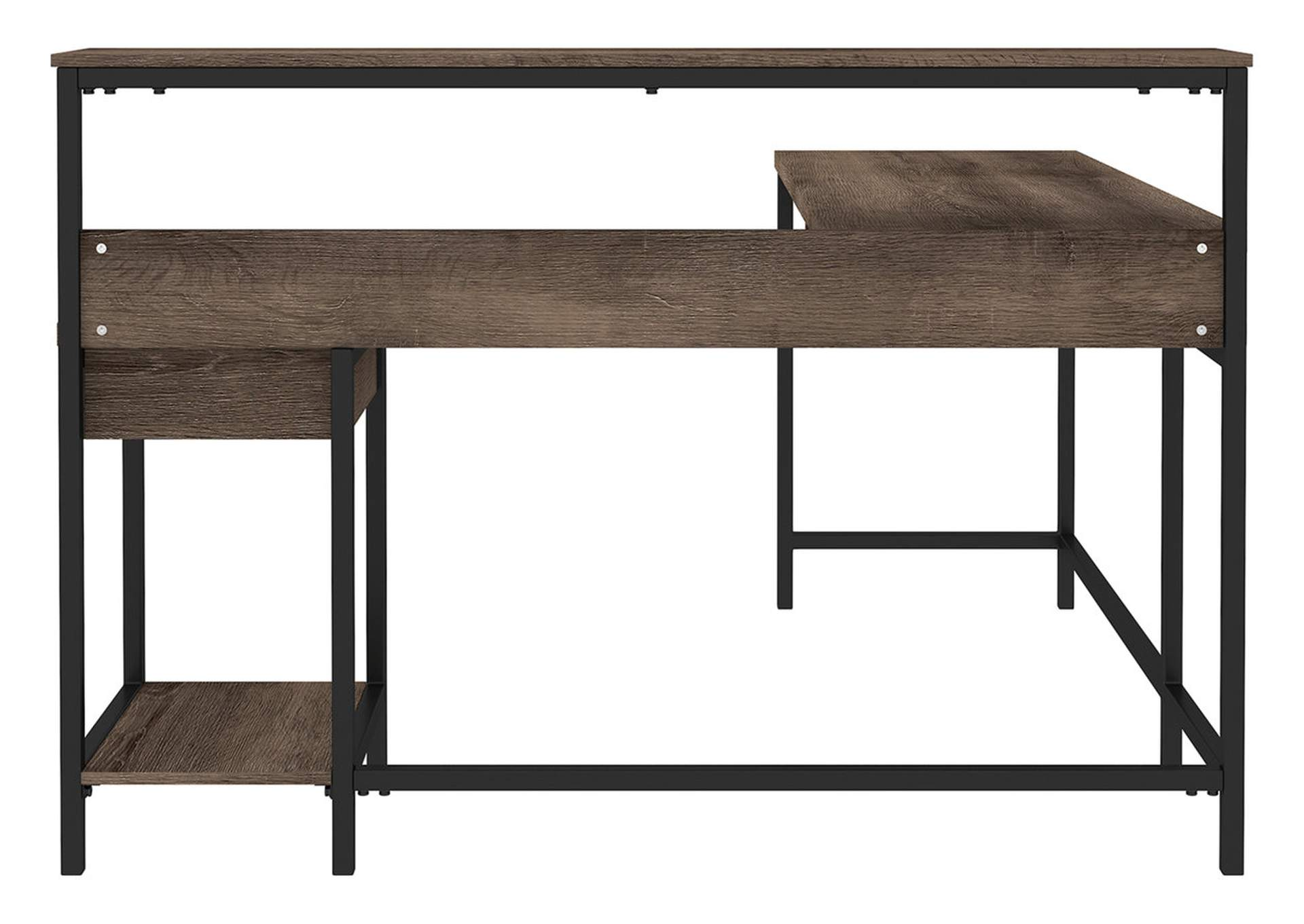 Arlenbry Gray Office Desk,Signature Design By Ashley