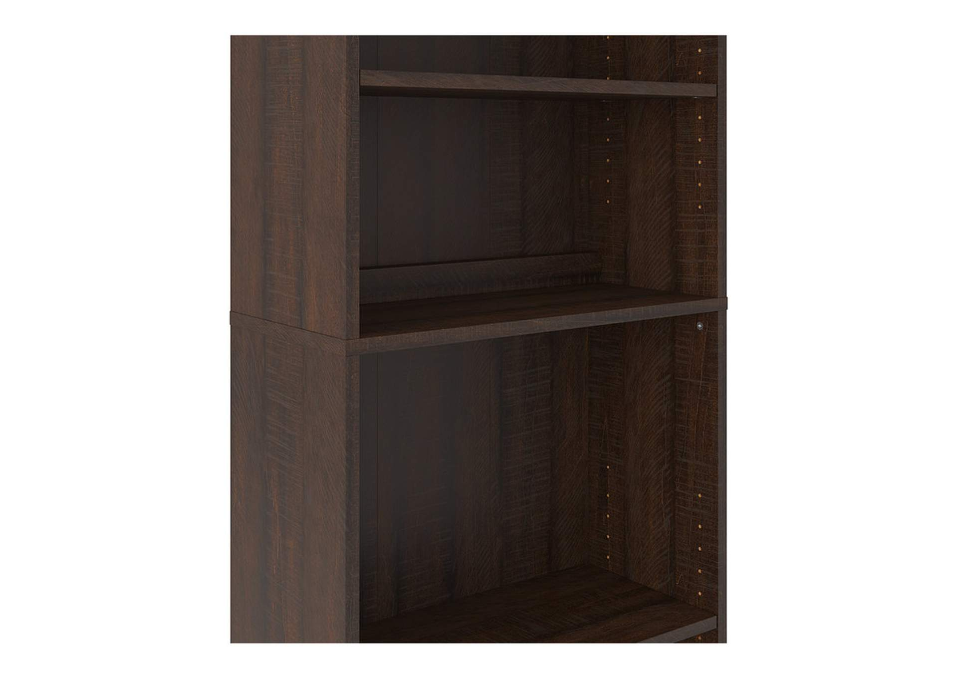 Camiburg Warm Brown Bookcase,Signature Design By Ashley