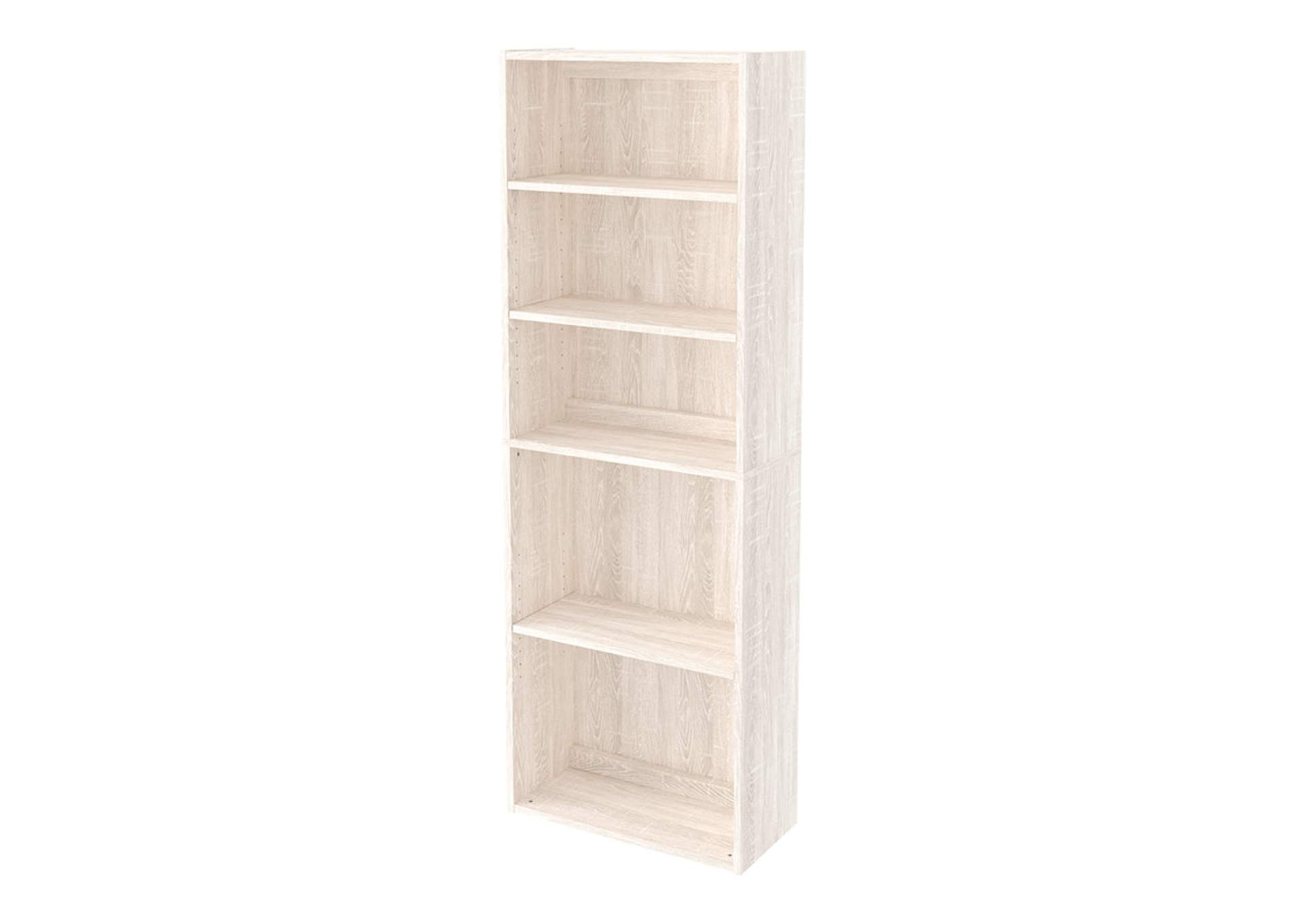 "Dorrinson Two-Tone 68"" Bookcase,Signature Design By Ashley"