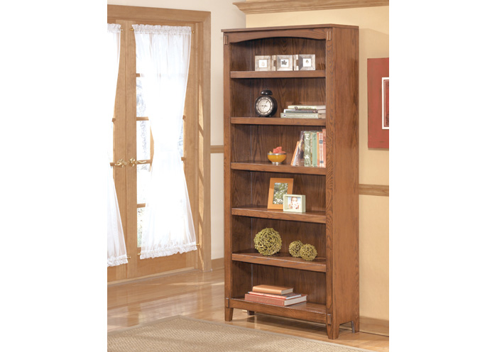 Cross Island Large Bookcase,Signature Design By Ashley