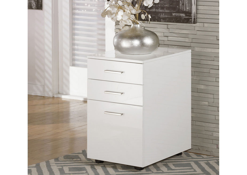 Baraga File Cabinet,Signature Design By Ashley