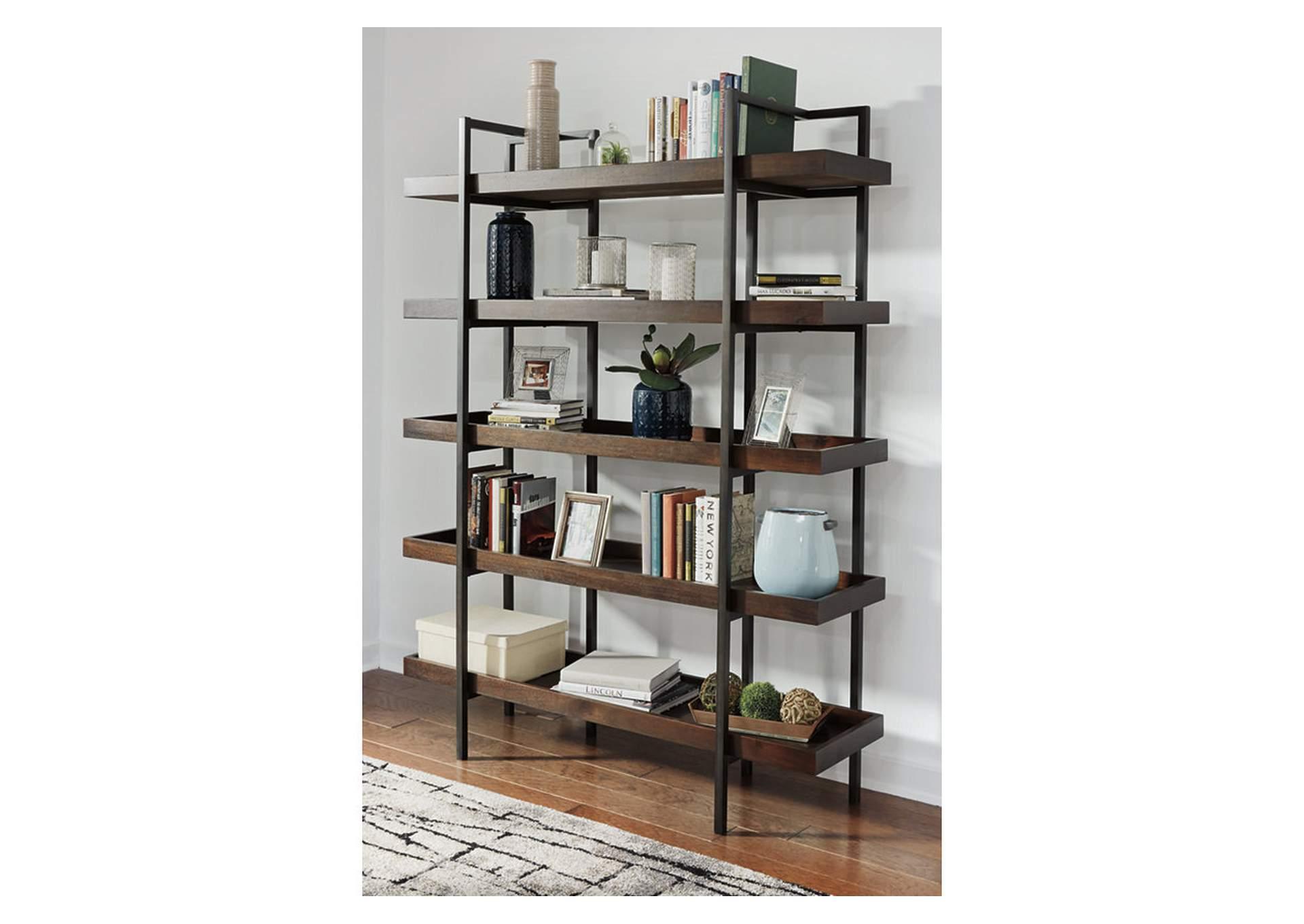 Flamingo Furniture Starmore Brown Bookcase