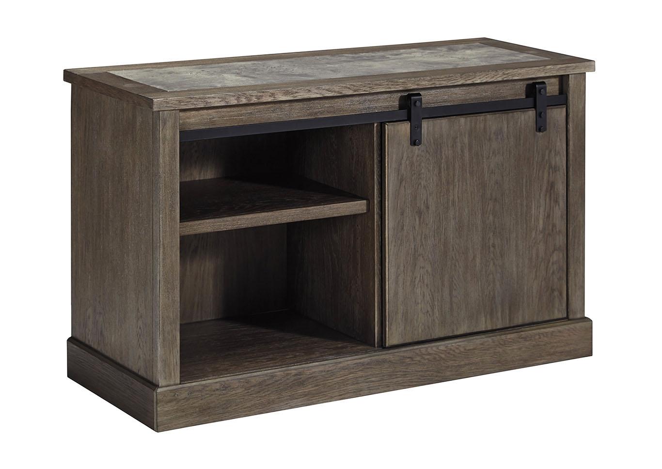 La Credenza In English : English home furniture luxenford grayish brown large credenza