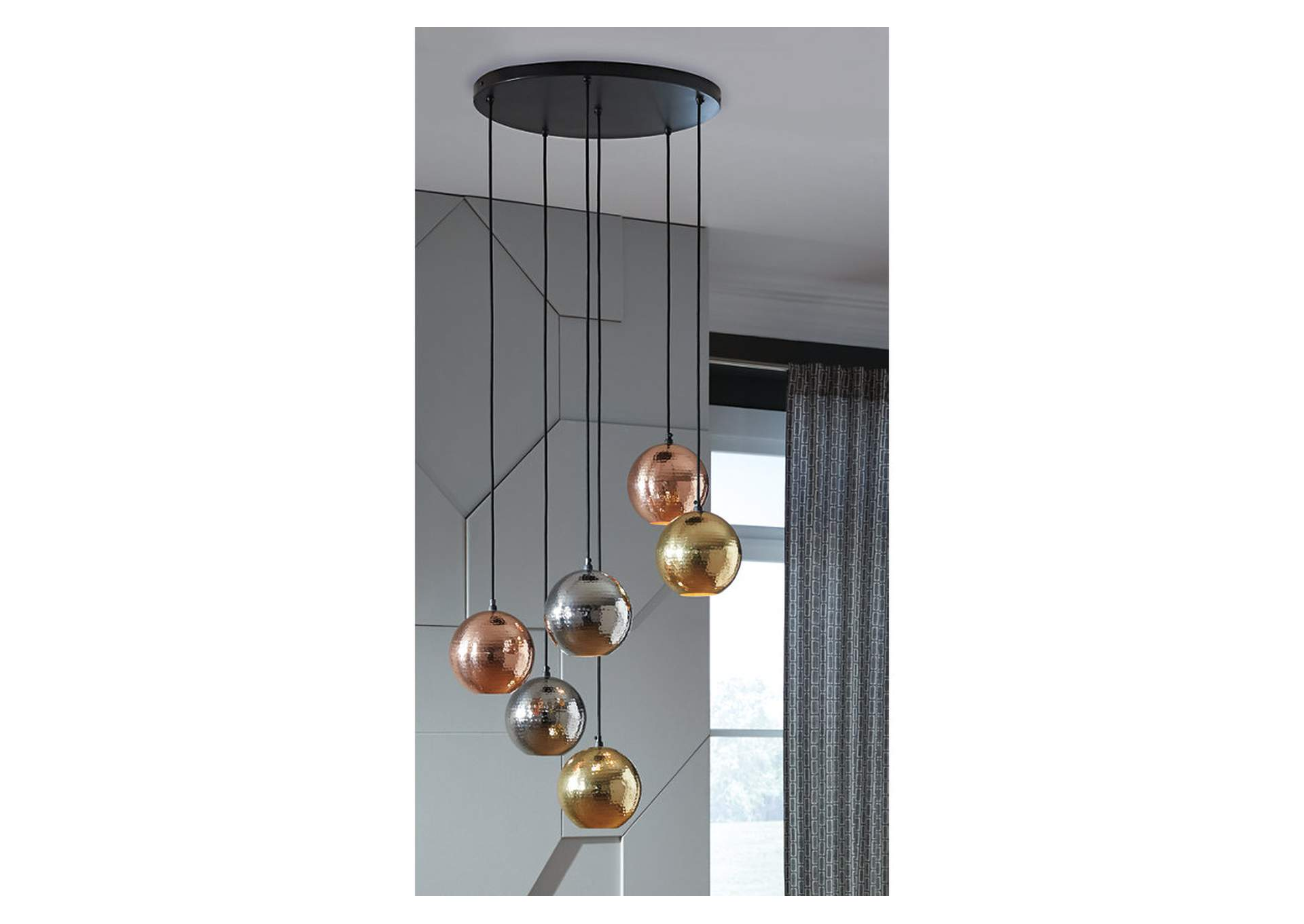 Adiana Pendant Light,Signature Design By Ashley