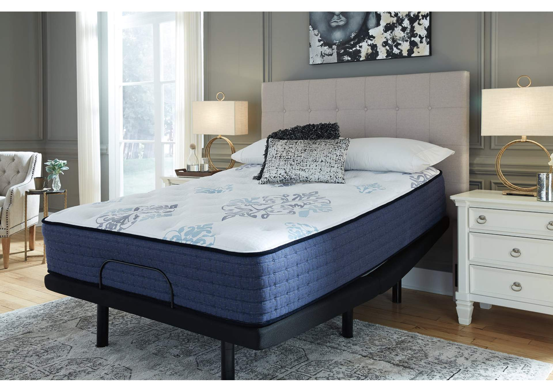 Mt Dana Plush Full Mattress,Sierra Sleep by Ashley