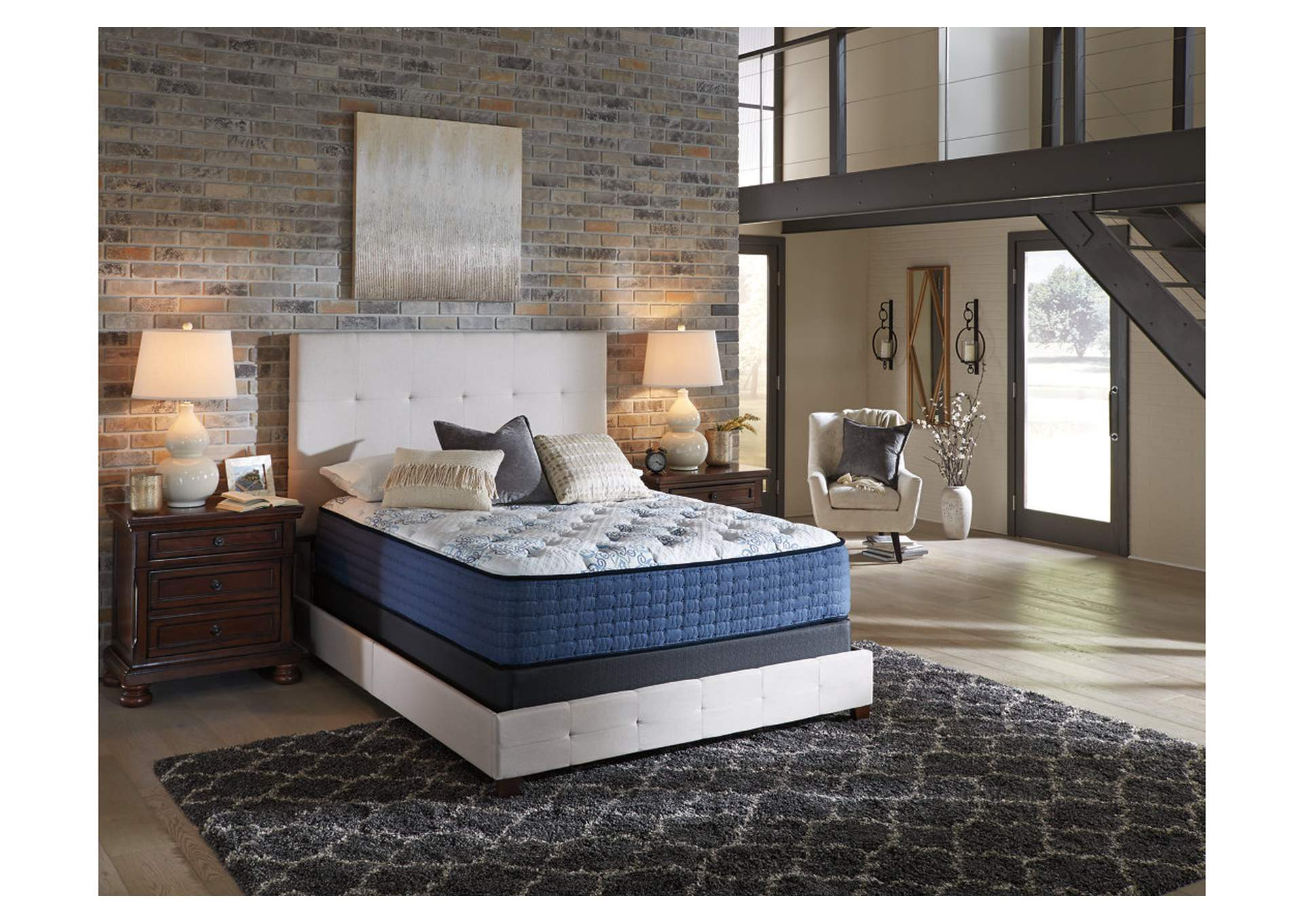 Mt Dana Firm Queen Mattress,Sierra Sleep by Ashley