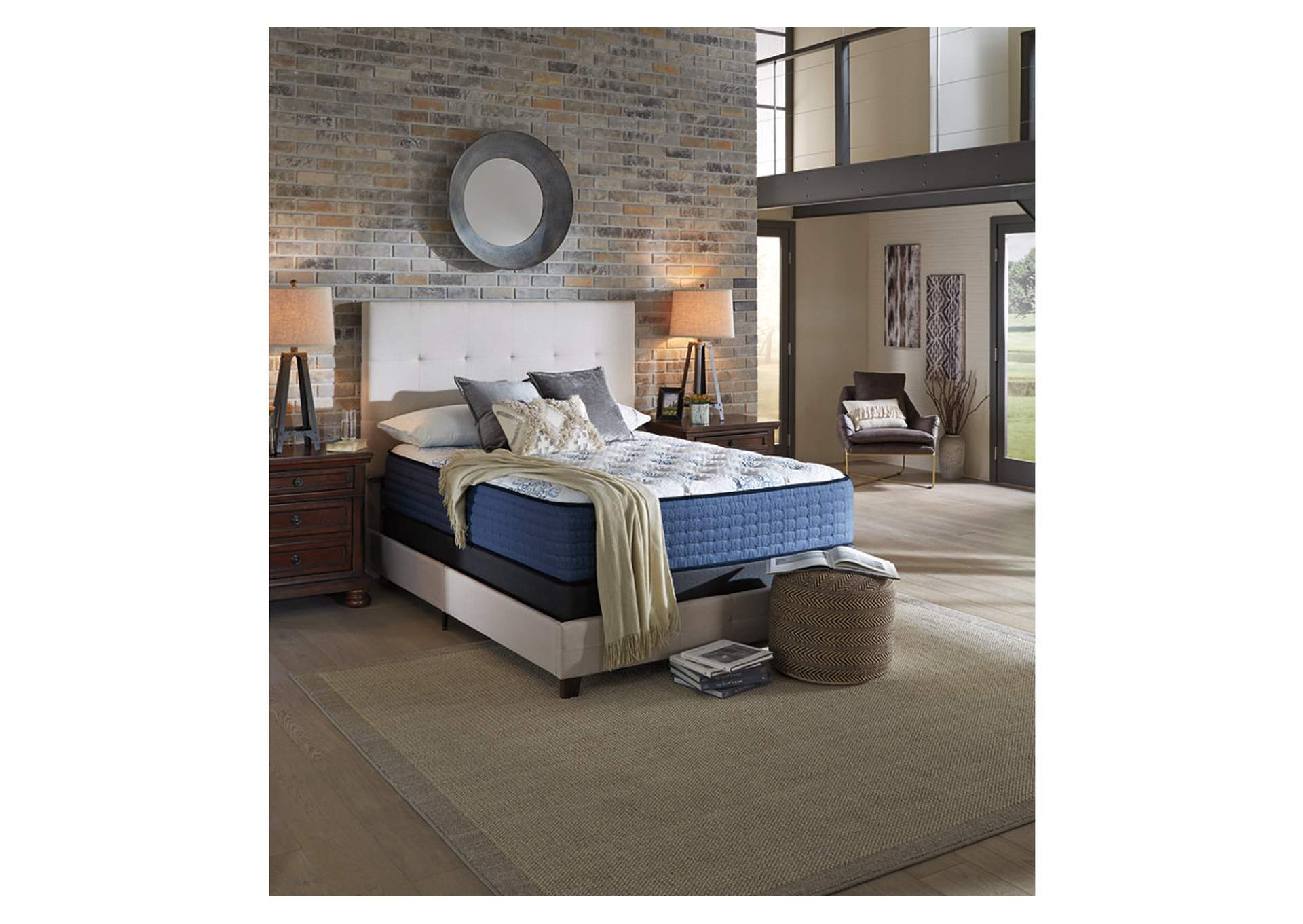 Mt. Dana Plush California King Mattress,Sierra Sleep by Ashley