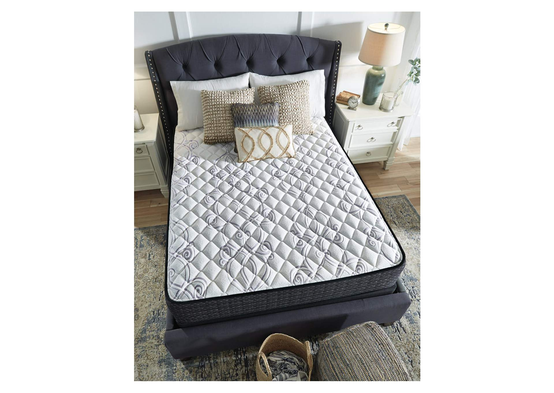Limited Edition White Firm Full Mattress,Direct To Consumer Express