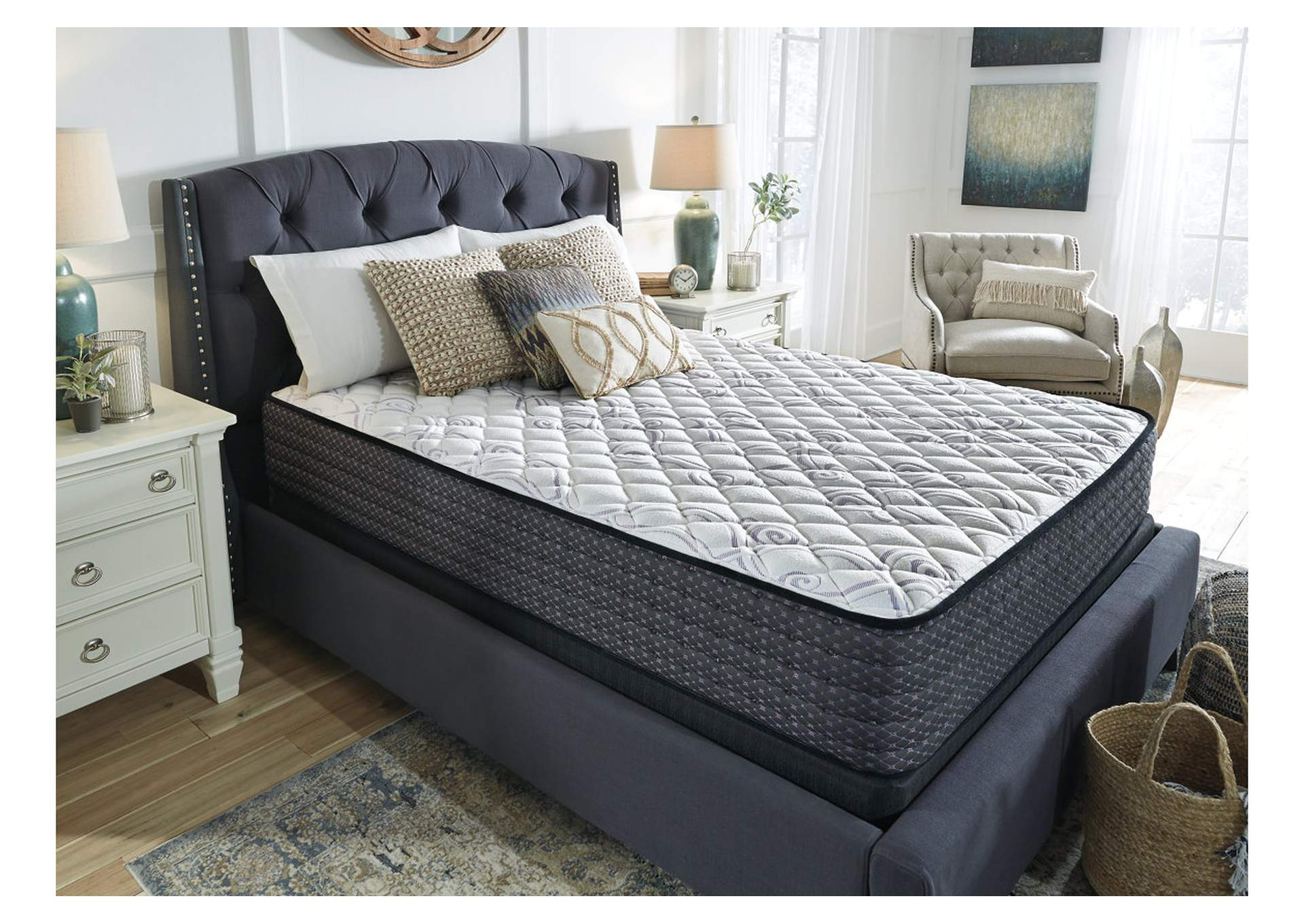 Limited Edition Firm Twin Mattress,Sierra Sleep by Ashley