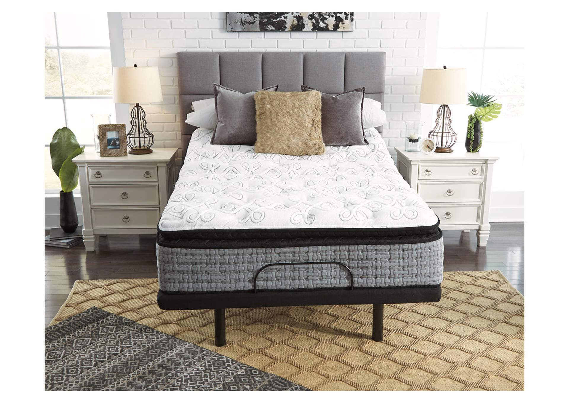 Mt. Rogers Ltd Pillowtop California King Mattress,Sierra Sleep by Ashley