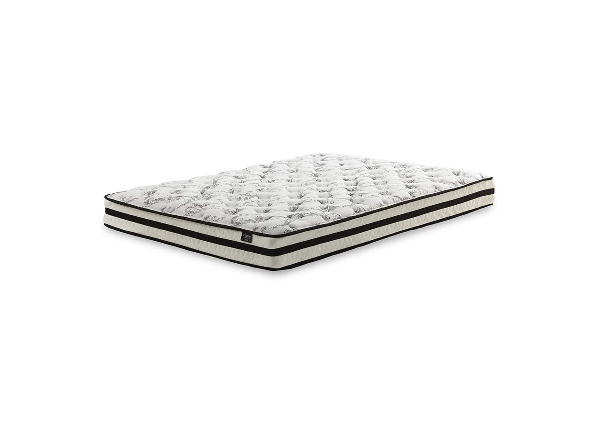 "Chime 8"" Innerspring King Mattress,Sierra Sleep by Ashley"