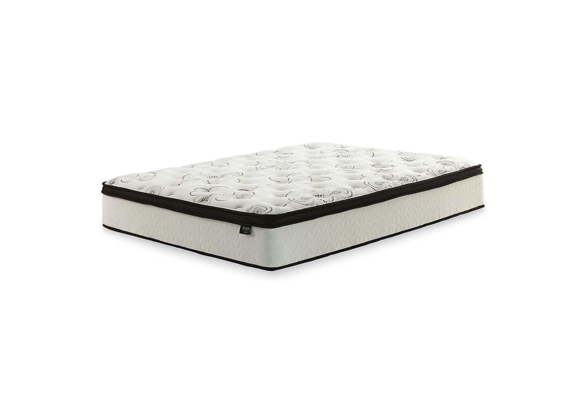 "Chime 12"" Hybrid Queen Mattress,Sierra Sleep by Ashley"