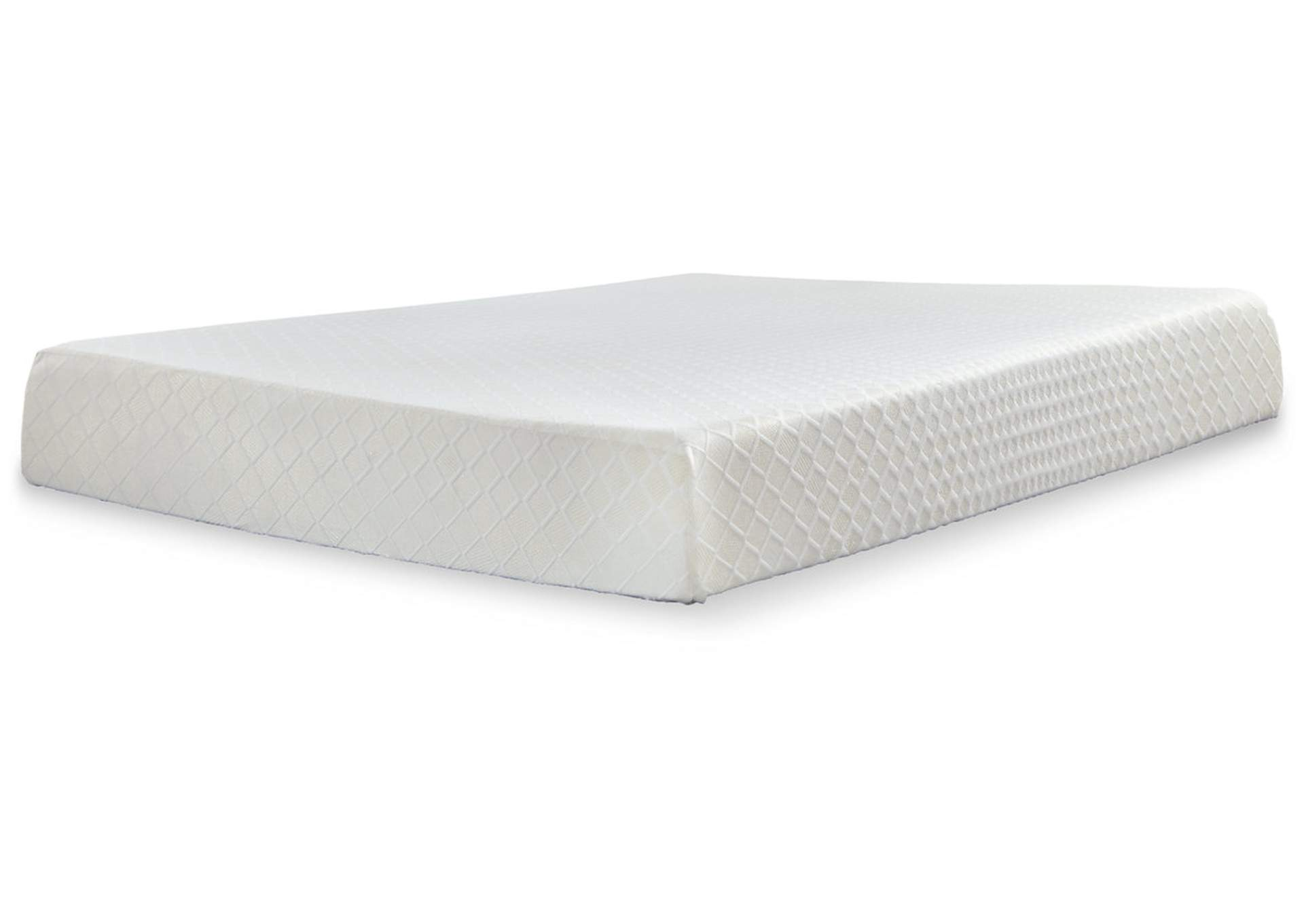 "Chime 10"" Memory Foam Queen Mattress,Sierra Sleep by Ashley"