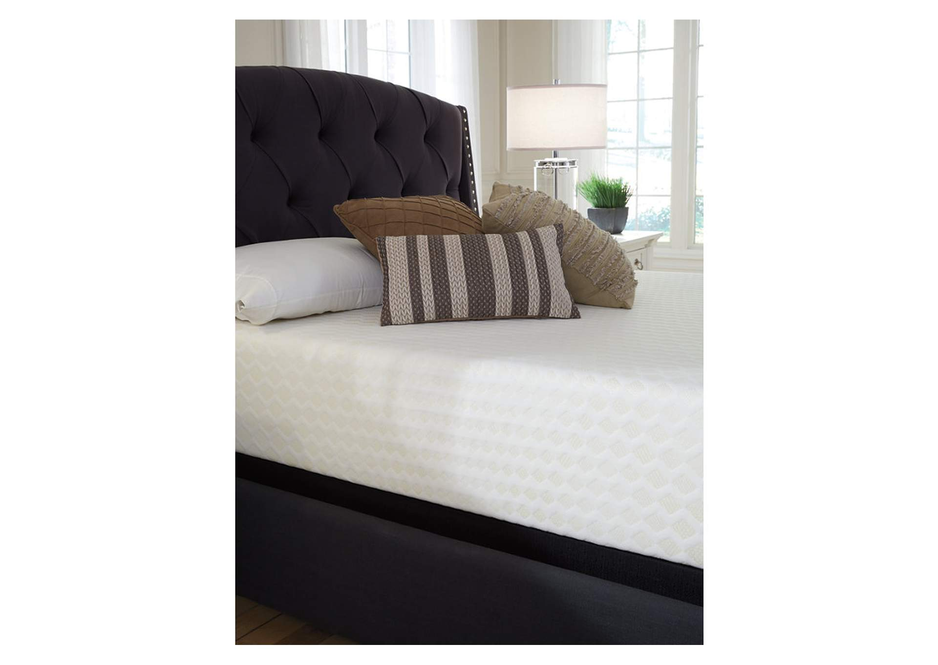 "Chime 12"" Memory Foam Twin Mattress,Sierra Sleep by Ashley"