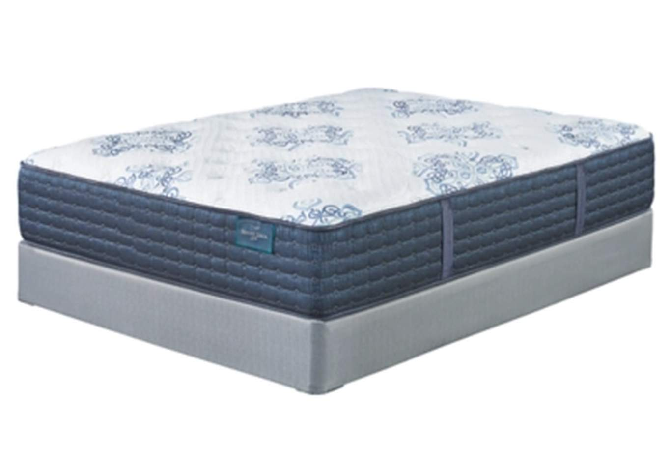Mt. Dana Firm White Twin Mattress,Sierra Sleep by Ashley