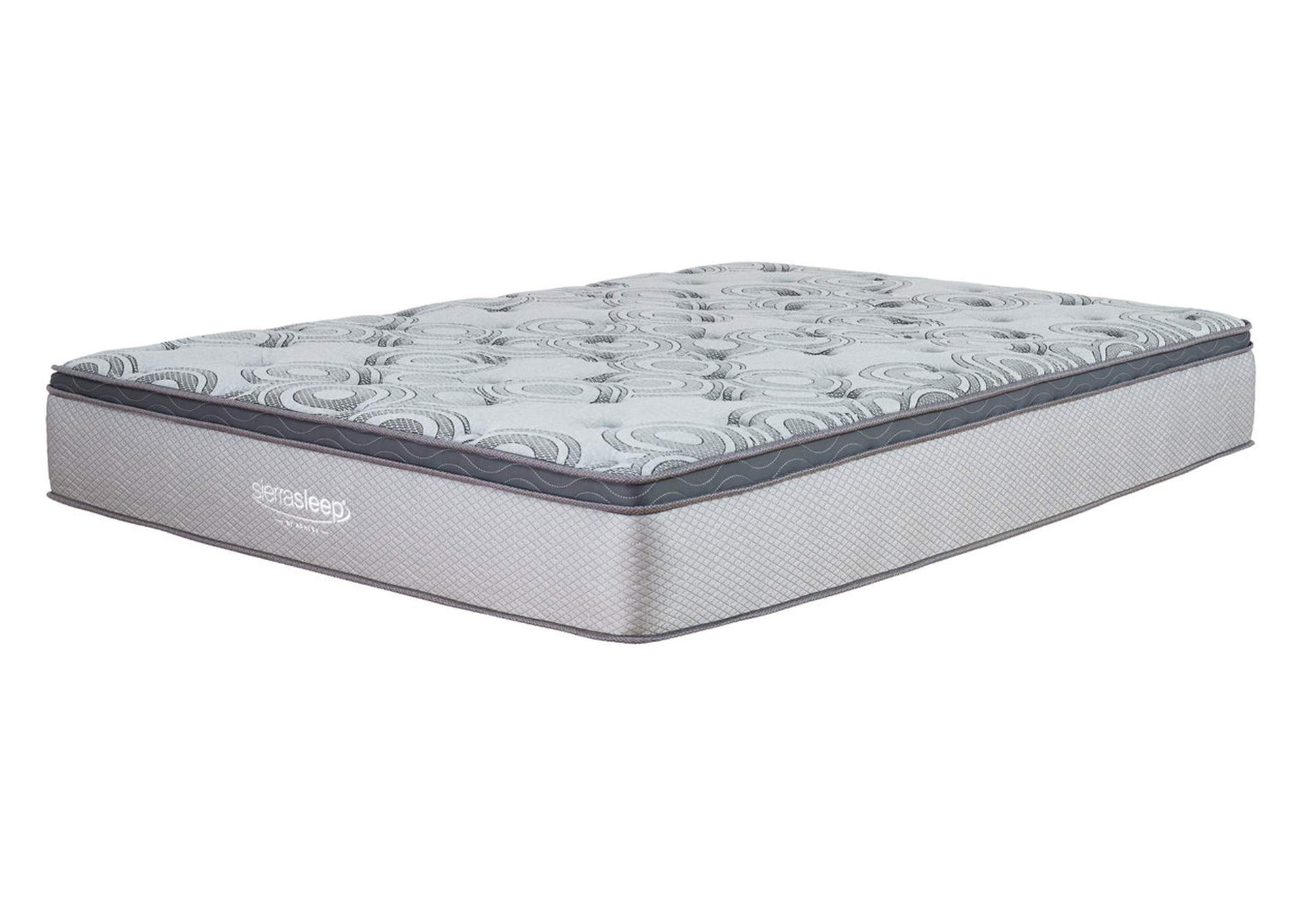 Augusta White King Mattress,Sierra Sleep by Ashley