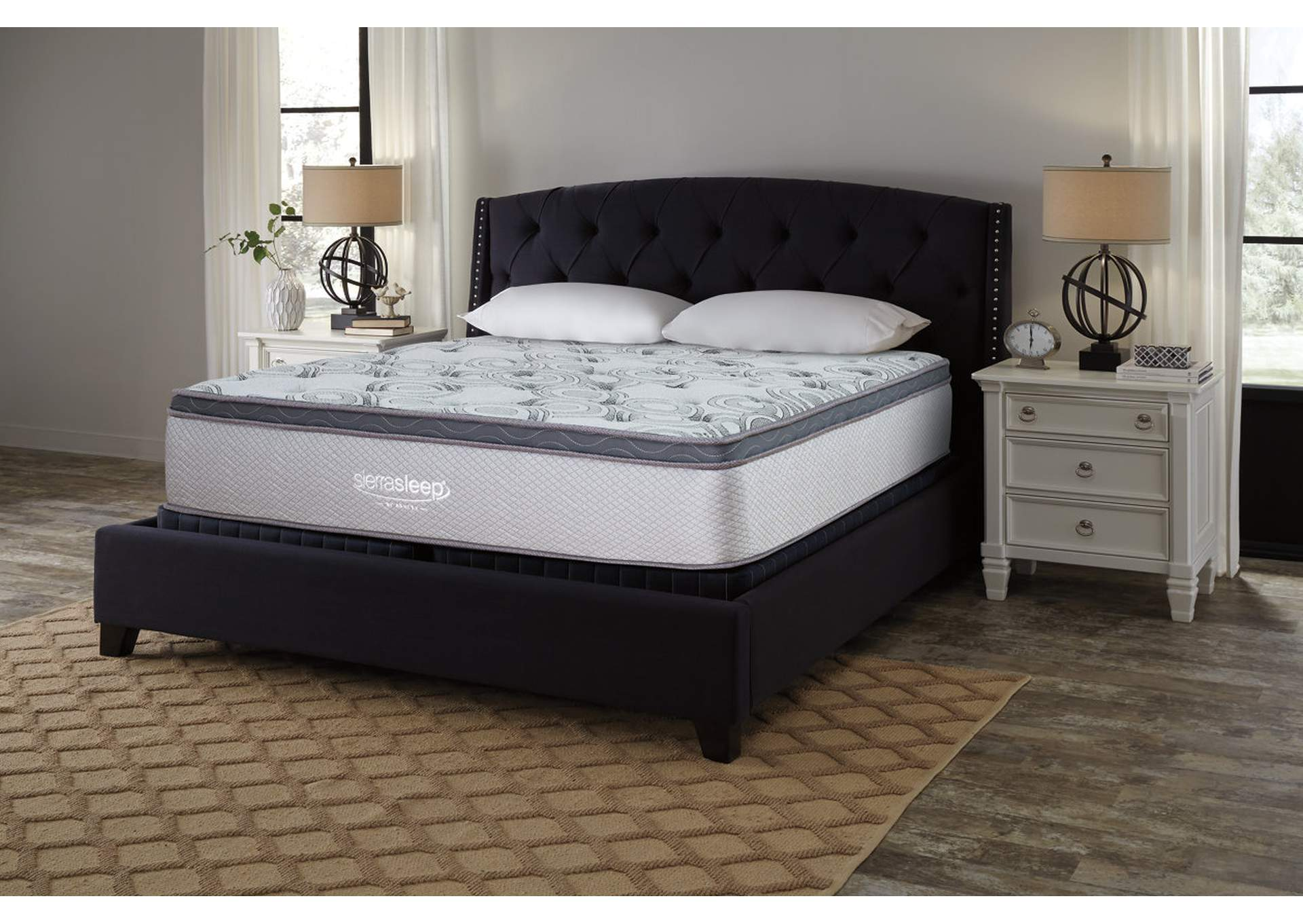 Augusta King Mattress,Sierra Sleep by Ashley