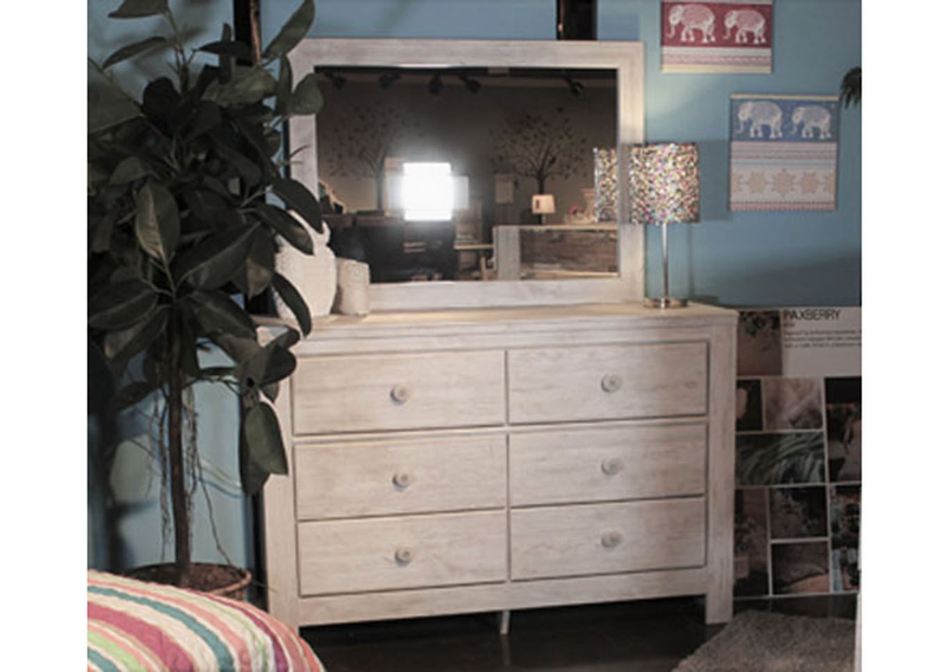 Paxberry Dresser,Signature Design By Ashley