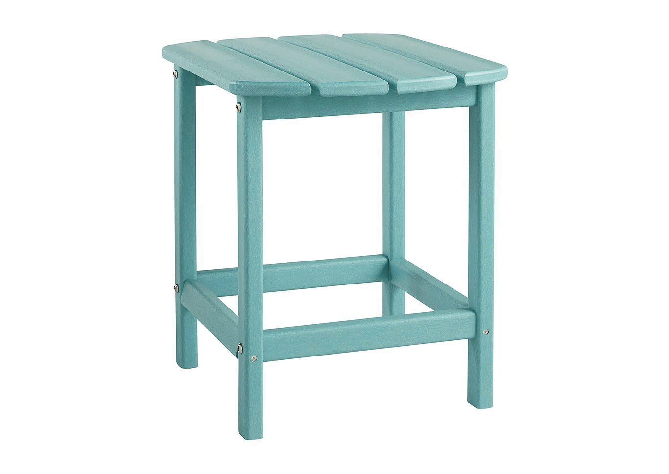Sundown Treasure Turquoise End Table,Outdoor By Ashley
