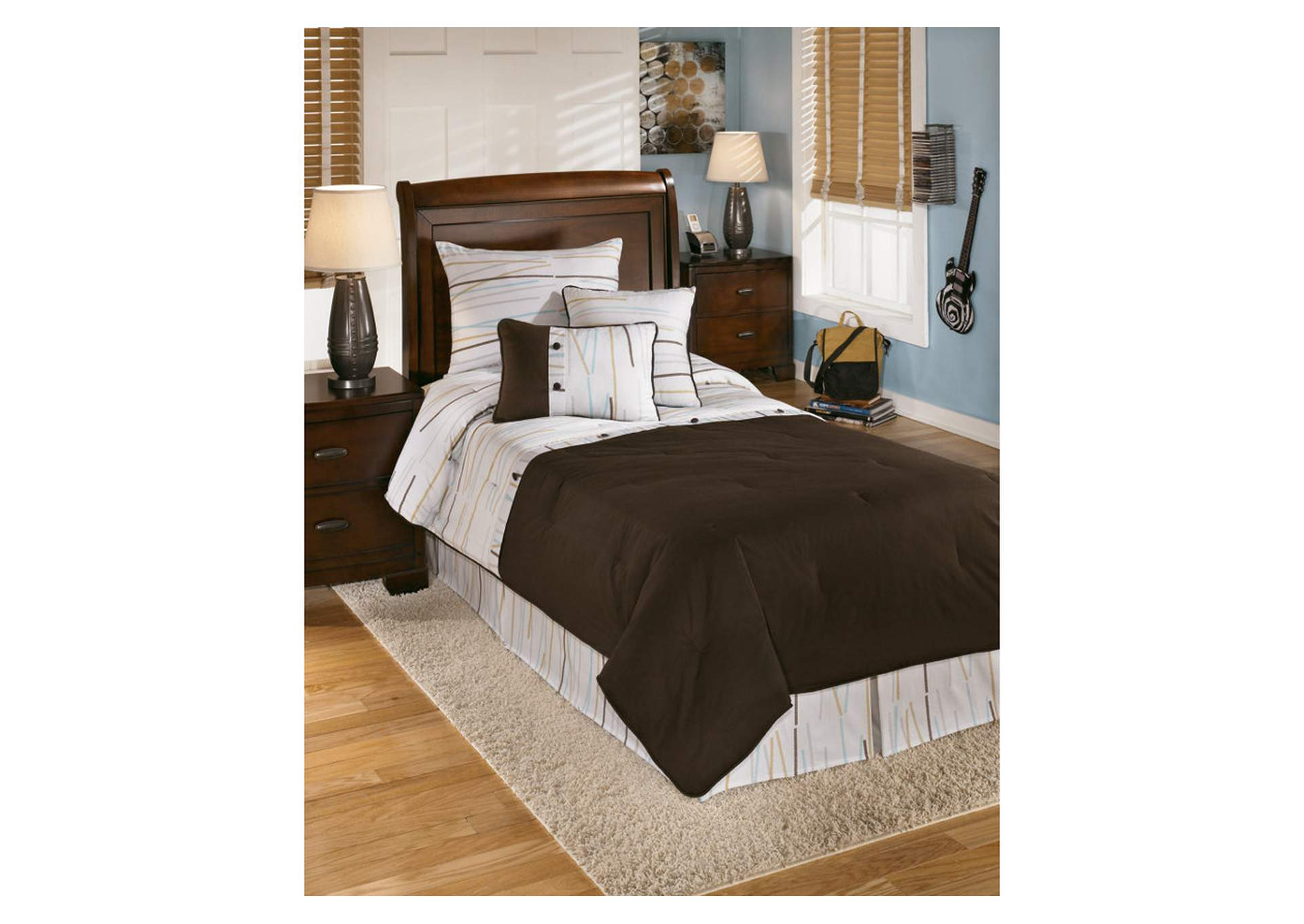 Stickly Multi Twin Top of Bed Set,Signature Design By Ashley
