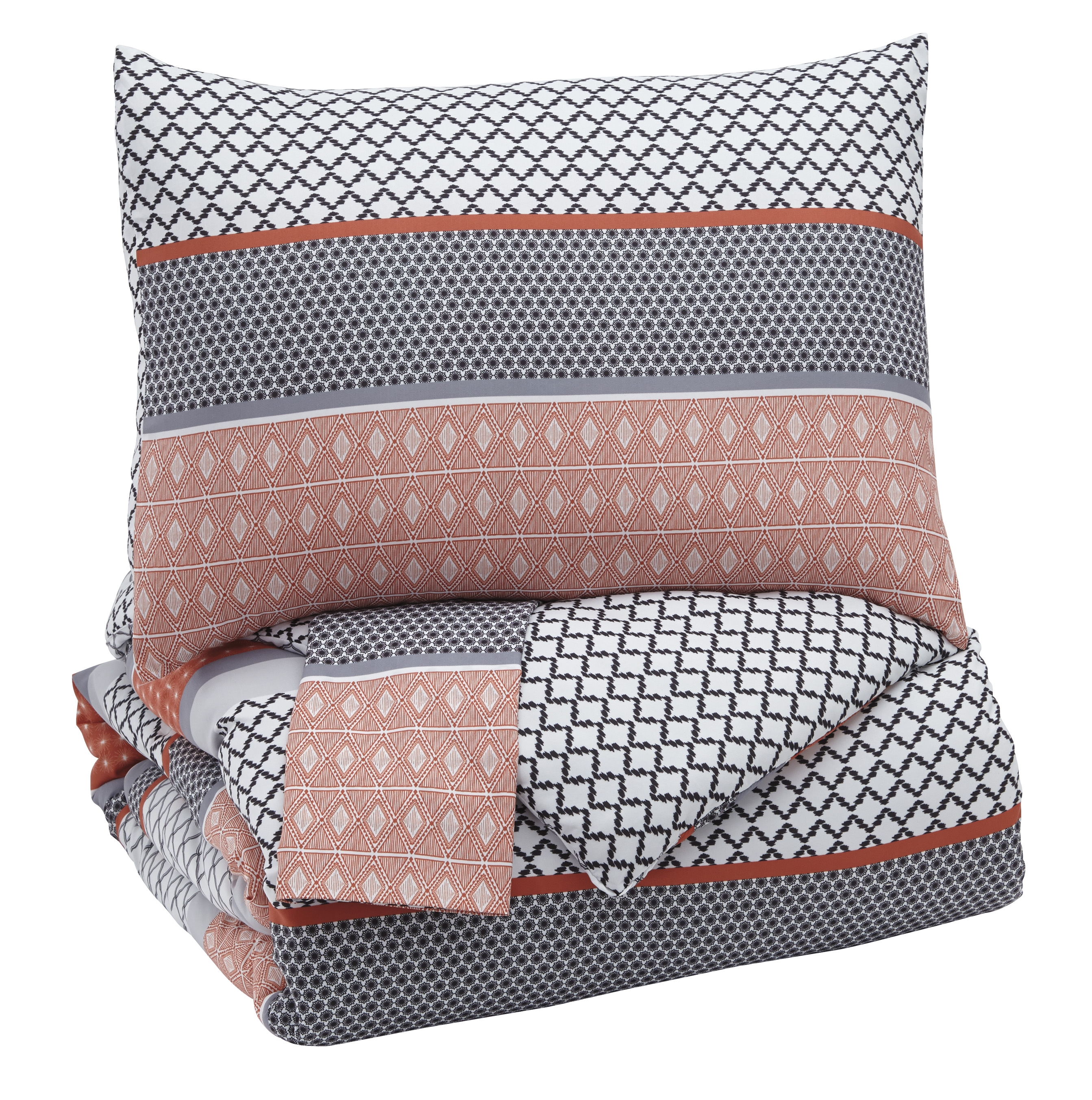 Anjanette Multi Queen Comforter Set,Signature Design By Ashley