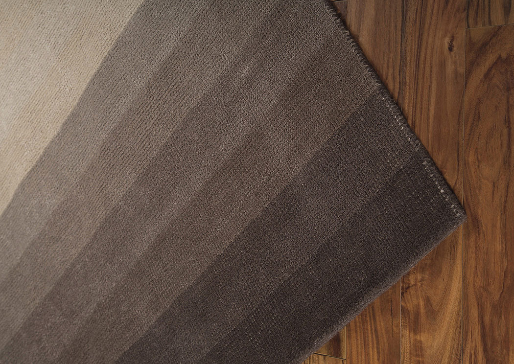 Talmage Black/Tan Large Rug,Signature Design By Ashley