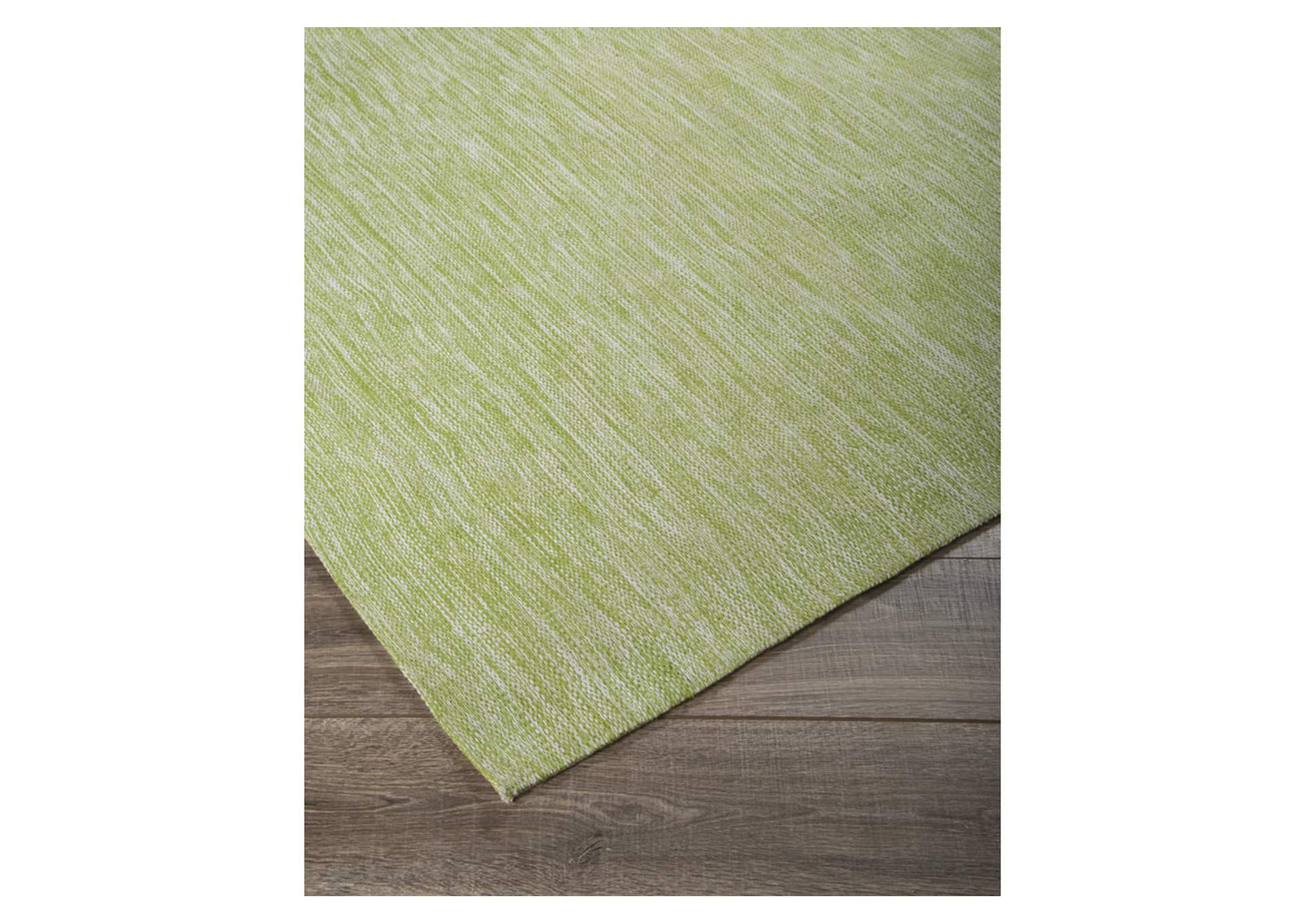 Serphina Green Medium Rug,Signature Design By Ashley