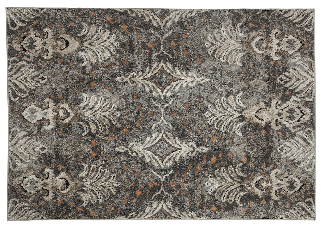 Vidonia Gray/Taupe Large Rug,Signature Design By Ashley
