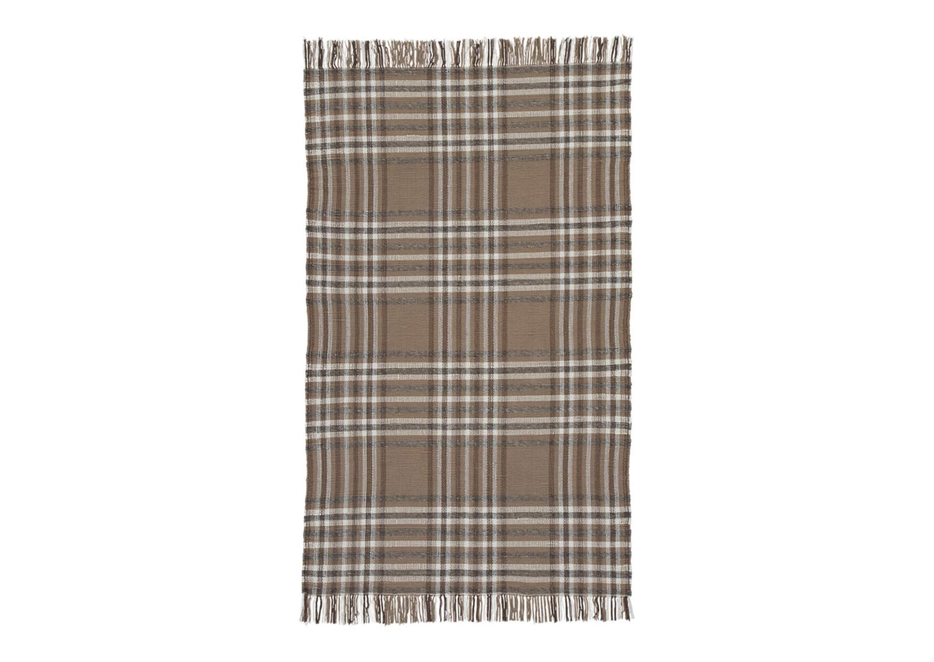 Hardy Beige/Brown Large Rug,Signature Design By Ashley