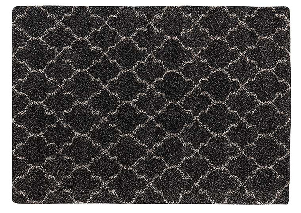 Gate Black Large Rug,Signature Design By Ashley
