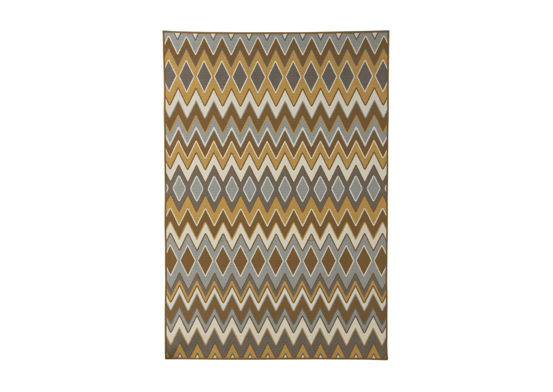 Dedura Multi Large Rug,Signature Design By Ashley