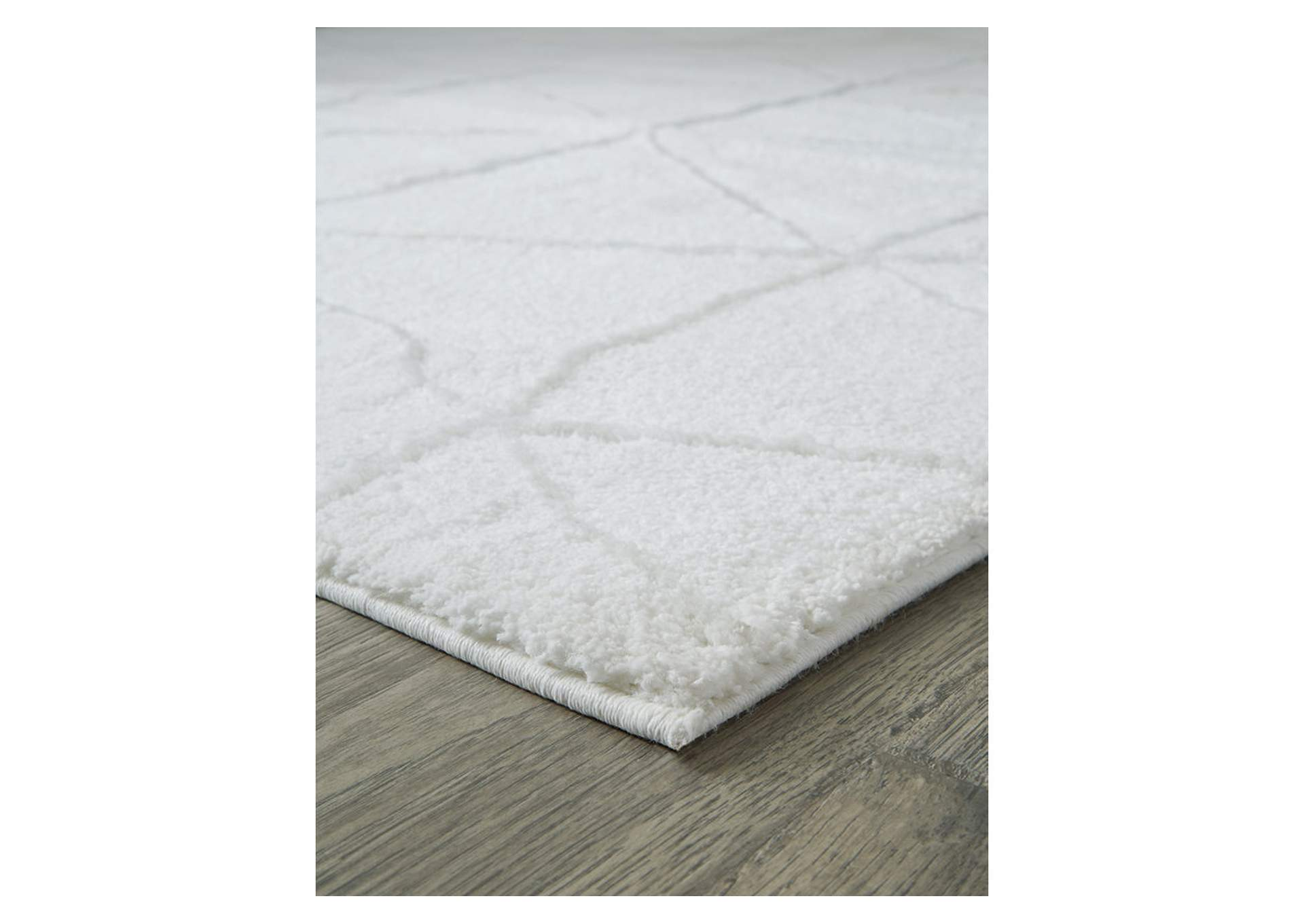 Scarrit Ivory Medium Rug,Signature Design By Ashley