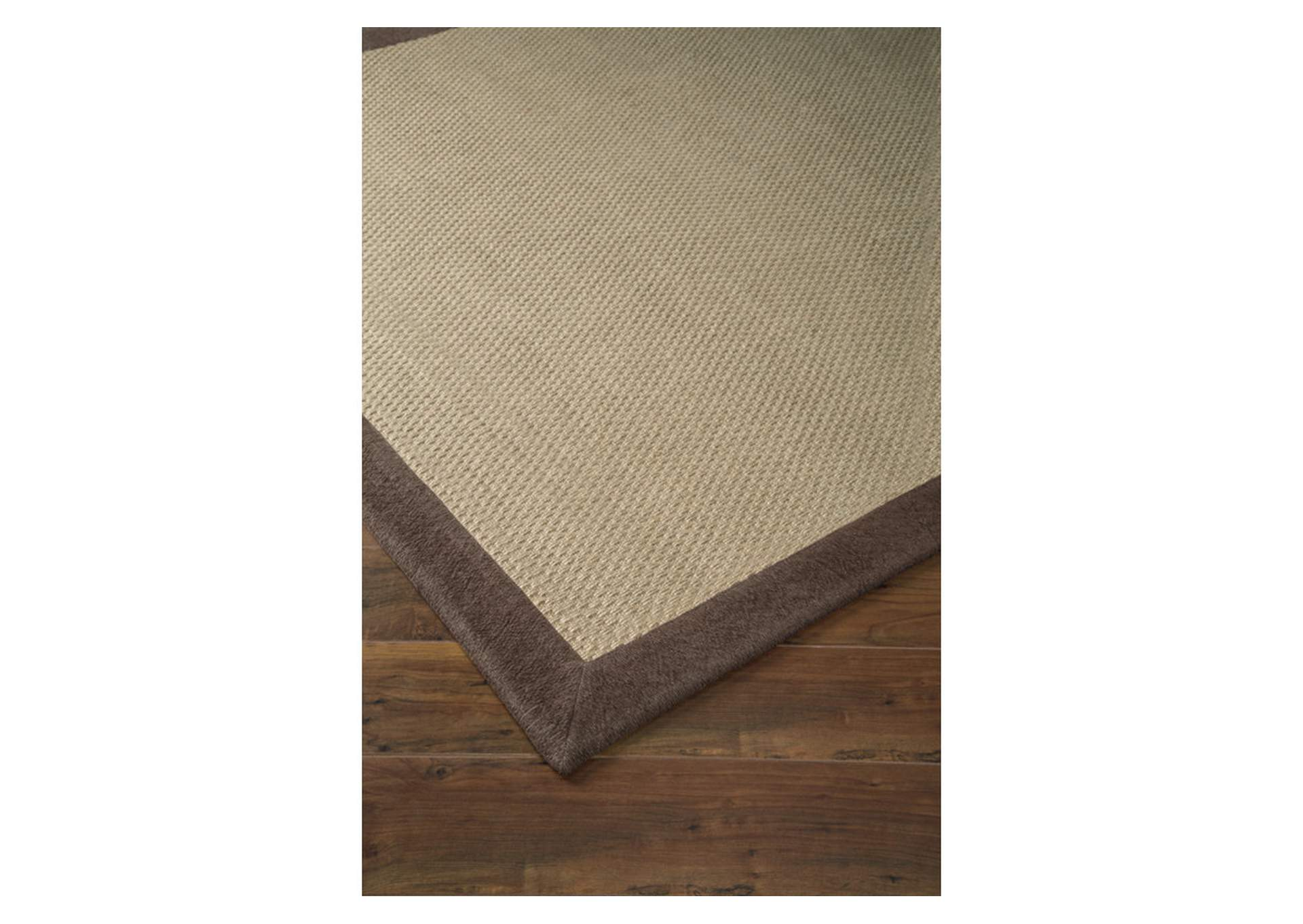 Delta City Khaki Large Rug,Signature Design By Ashley