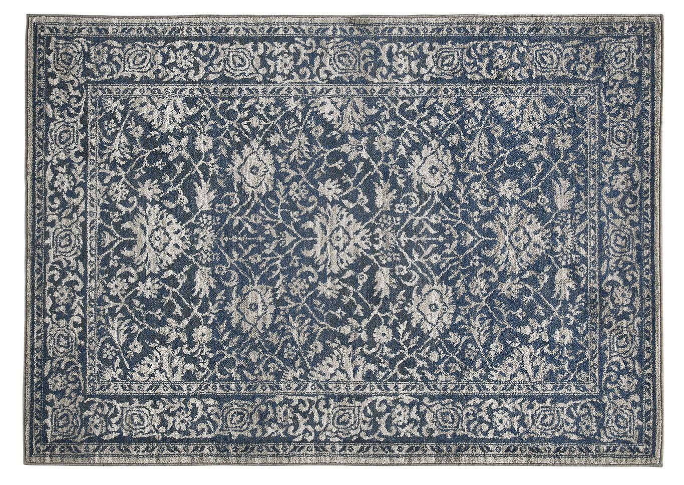 Maxton Blue/Gray Large Rug,Signature Design By Ashley