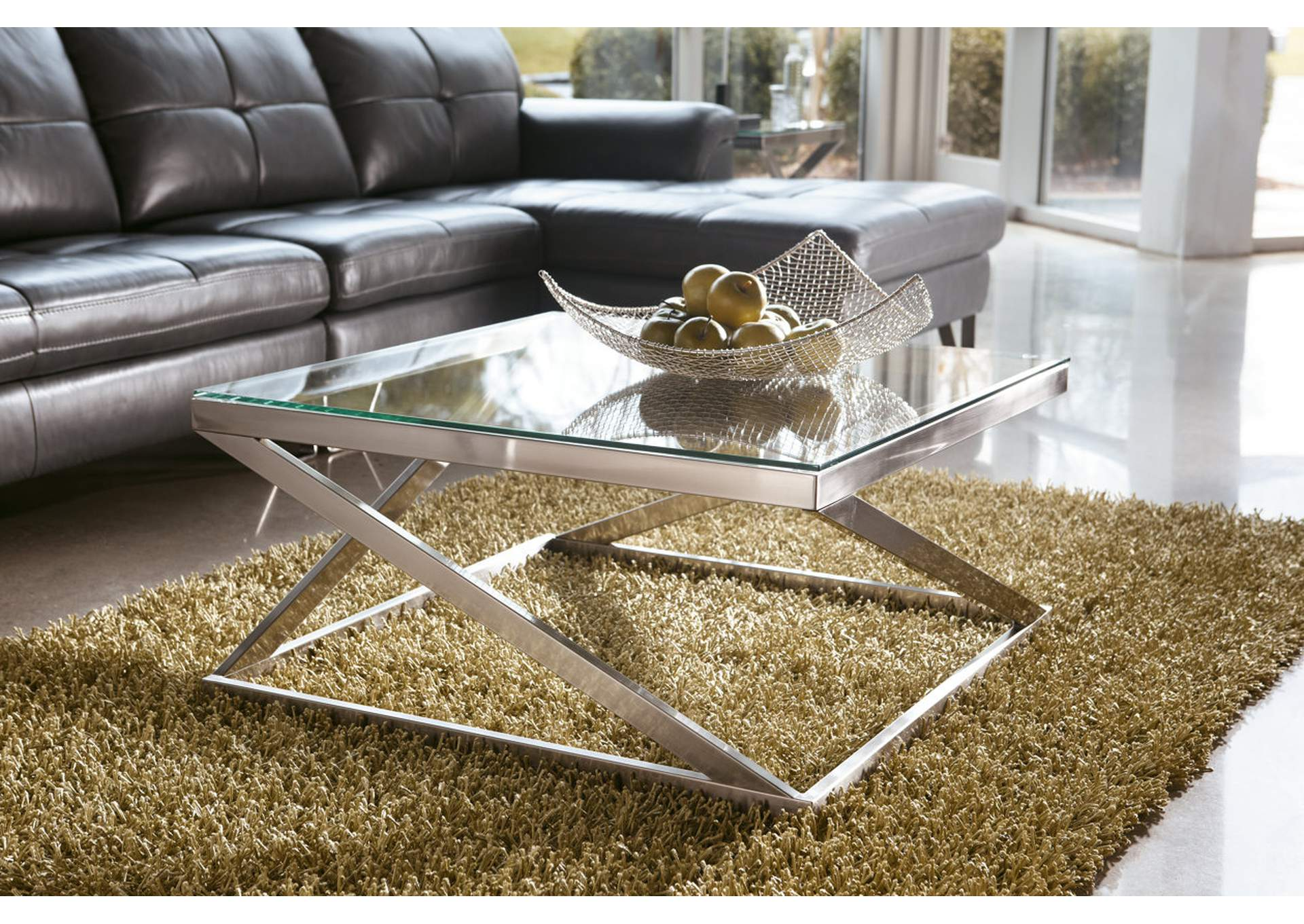 Coylin Square Cocktail Table,Signature Design By Ashley