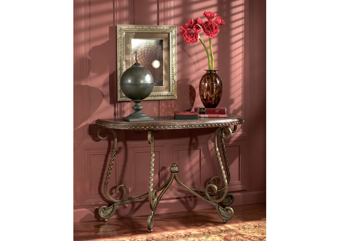 Rafferty Sofa Table,Signature Design By Ashley