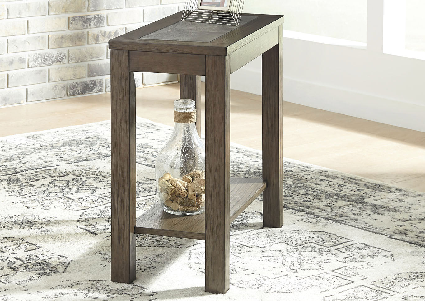 Deylin Chairside Table,Signature Design By Ashley