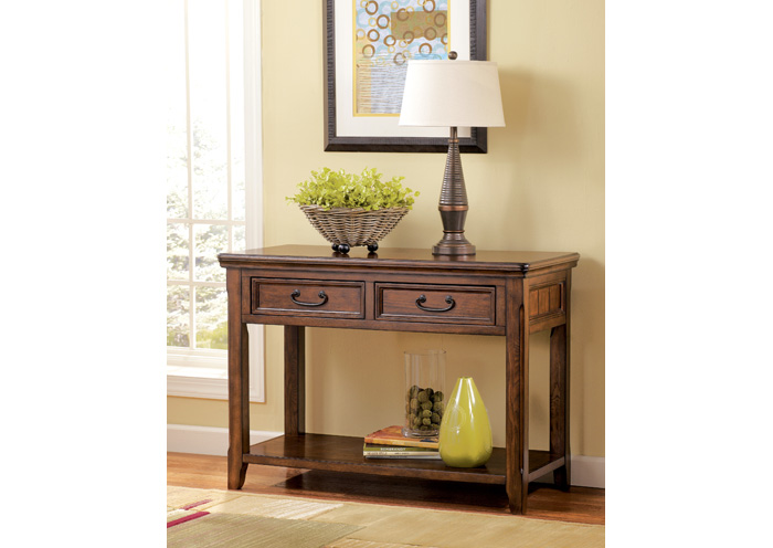 Woodboro Sofa Table,Signature Design By Ashley