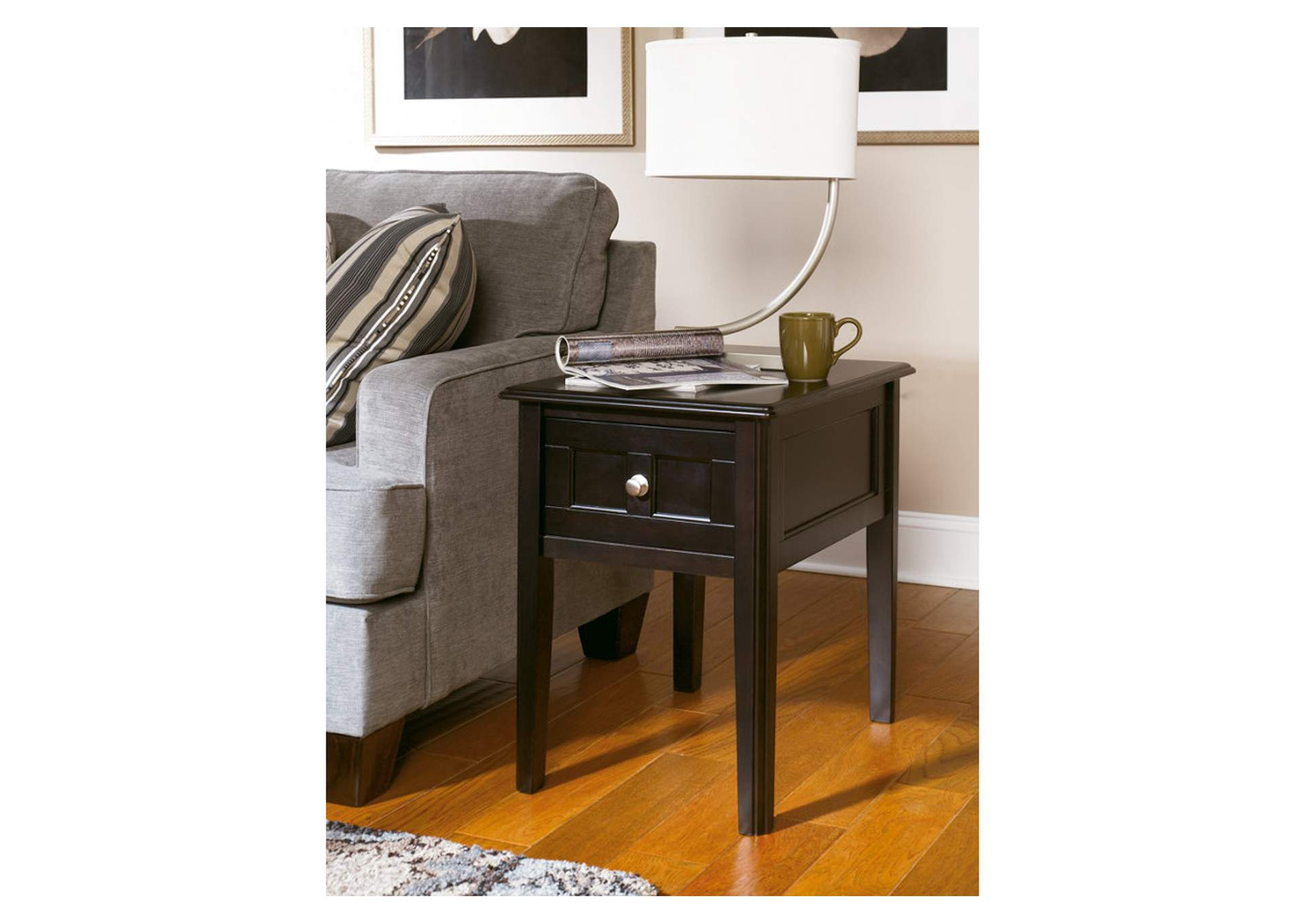 Henning Chair Side End Table,Signature Design By Ashley