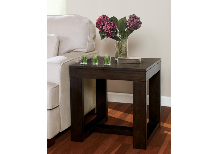 Watson Square End Table,Signature Design By Ashley