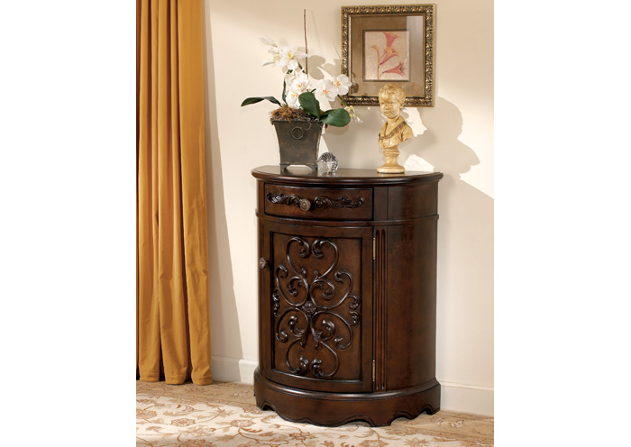 Norcastle Accent Cabinet,Signature Design By Ashley