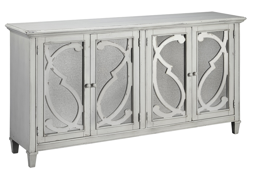 Long Island Discount Furniture Mirimyn Multi Door Accent Cabinet