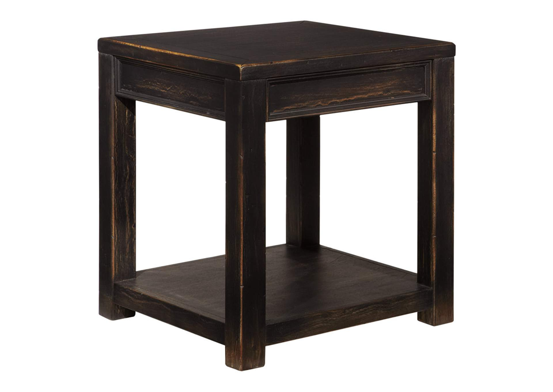 Gavelston Square End Table,Signature Design By Ashley
