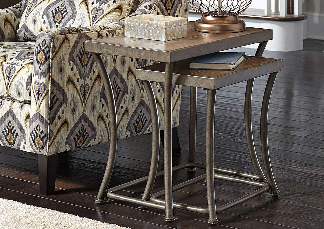 Nartina Nesting End Tables (Set of 2),Signature Design By Ashley
