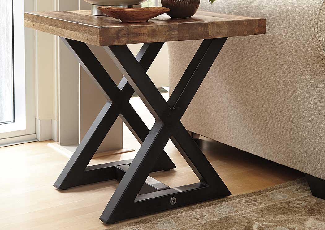 Wesling Square End Table,Signature Design By Ashley