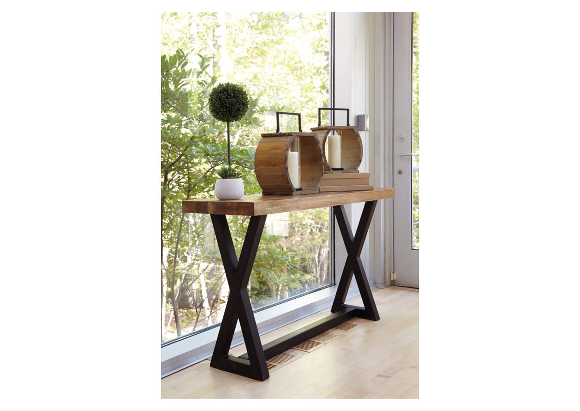 Design Center Orange CA Wesling Sofa Table - Ashley center table